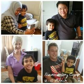 NeuroSensory Camp for Special Needs Children